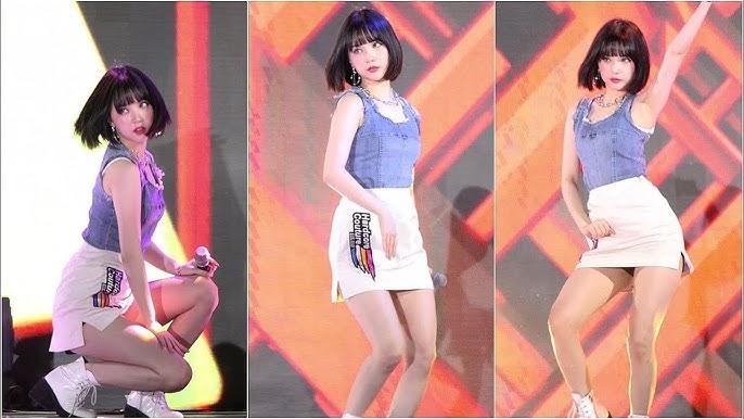 여자친구(GFRIEND) 은하(Eunha) '열대야 (Fever)' 4K 직캠 by 비몽