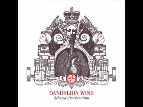 Dandelion Wine - Stain glass colours mp3