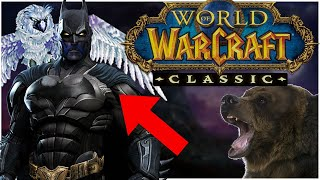 Starting The Most EPIC Adventure in Classic WoW