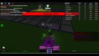 Roblox Boss Fighting Stages Nostalgia Revived 2 Part 8 : Stage 30 Master noobs : Sir Kadee 2/2