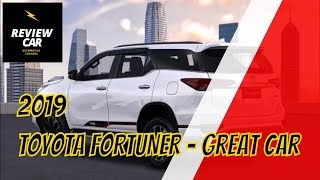 Toyota Fortuner 2019 | REVIEW CAR