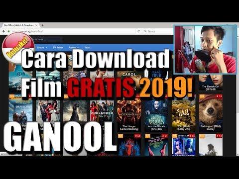 Cara Download Film GRATIS! ganoolDOTim