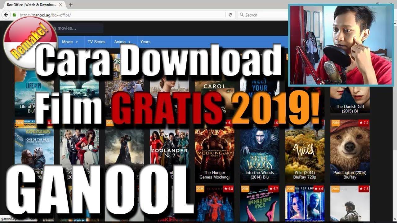 Cara Download Film Gratis Ganooldotim