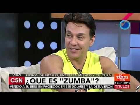 C5N – Música: Entrevista a Beto Pérez, creador de la Zumba