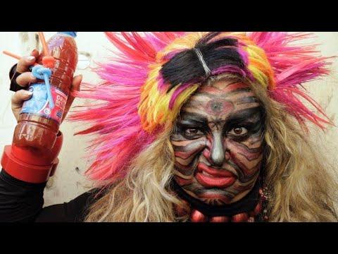 Lebanese mark mysterious Zambo festival in Tripoli