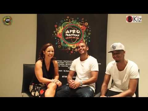ATIM INTERVIEW Afrofestival Costa del Sol 2015, Málaga (Spain)