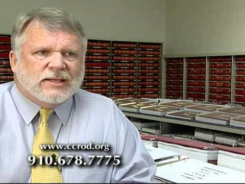 Register of Deeds E-Recordings