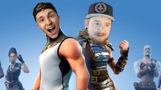 FORTNITE BATTLE gegen Der Keller 😂 FIFA 19 GamerBrother STREAM HIGHLIGHTS