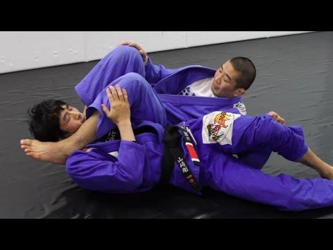 Nakamura Daisuke - Armbar from Side Control