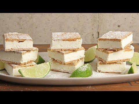 Key Lime Pie Ice Cream Bars   Episode 1253