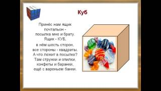 геометрические фигуры 2 класс презентация