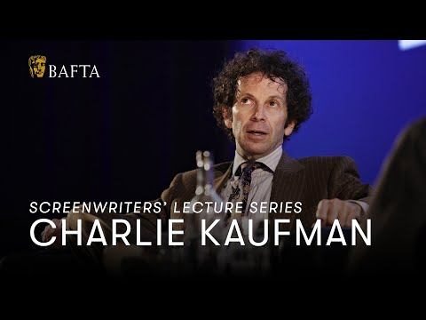 Inspirational writing advice from Charlie Kaufman