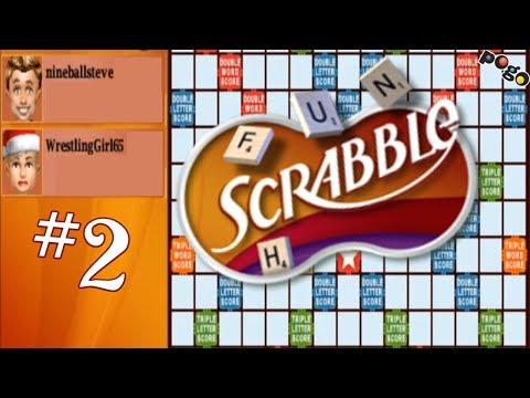 Pogo Games ~ Scrabble #2