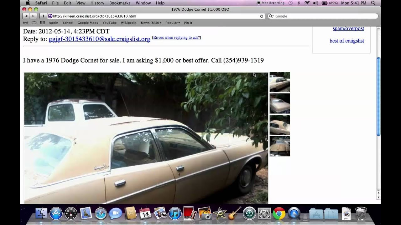 Craigslist ft hood texas used cars and trucks available locally in 2012