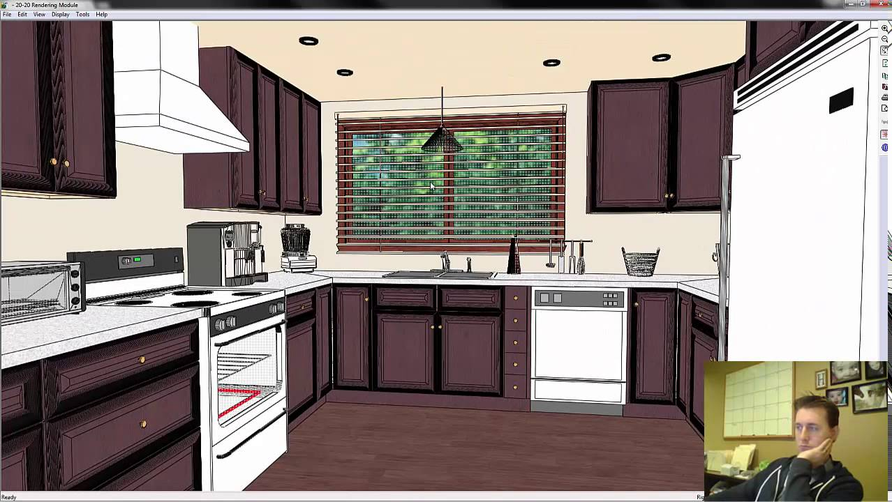 Kitchen Cabinet Design Kingstree Project Youtube