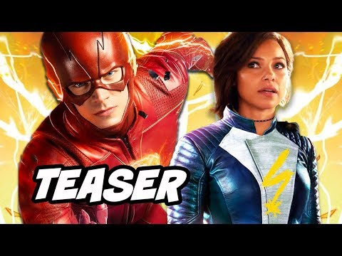 The Flash Season 5 Villain Teaser and Official Synopsis Breakdown