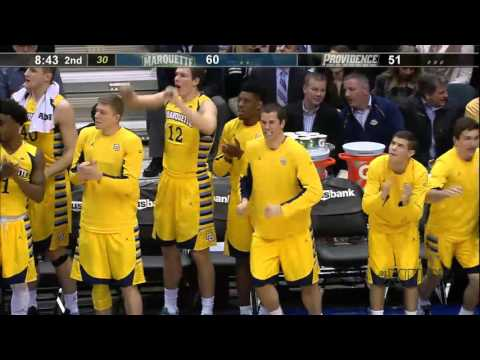 Game Highlights: Marquette 96, Providence 91 (2OT) - Feb. 10, 2016