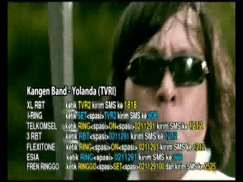KANGEN BAND - Yolanda (Official Music Video)
