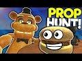تحميل لعبة gmod prop hunt