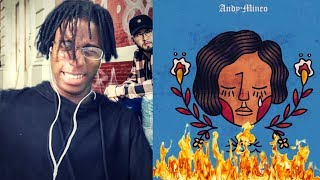 HOLD UP! | Andy Mineo - Shame feat. Josh Garrels | REACTION