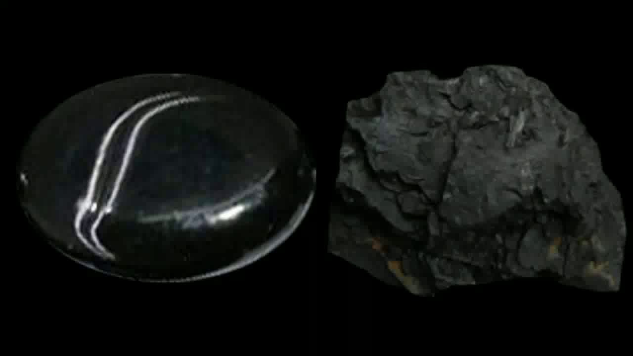 Black Beauty Meteorite Rarest Old Basaltic Breccia Martian Meteorite 0 31g Schwarze Schonheiten