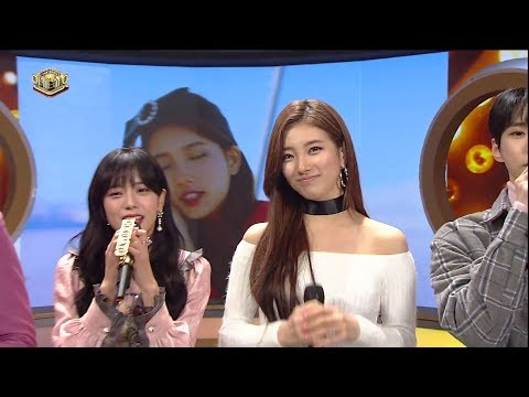 [ENG SUB] JinJiDo with BAE SUZY at Inkigayo 180204