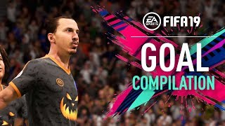 "FIFA 19 | ""Wait for You"" GOAL COMPILATION"