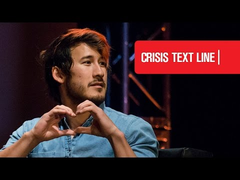 Markiplier's November Charity Livestream - Crisis Text Line