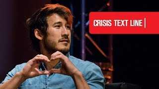 Markiplier's November Charity Livestream - Crisis Text Line thumbnail