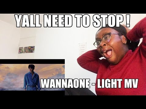 Wanna One (워너원) - '켜줘 (Light) MV REACTION ! ENOUGH IS ENOUGH !!