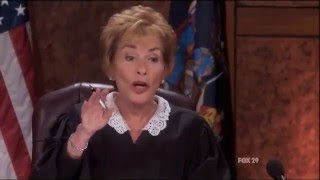 JUDGE JUDY FAILS AND DELETED FOOTAGE!