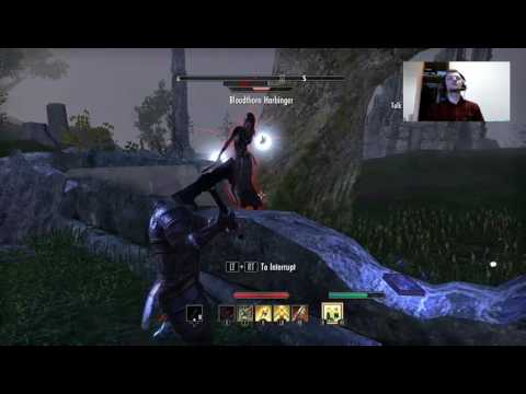 Elder Scrolls Online Part 2: Free the villages