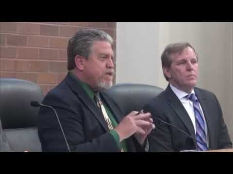 Sacramento County Sheriff Debate (only candidates Milo Fitch and Bret Daniels participated)