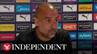 Pep Guardiola refuses to apologise for comments about Man City fans
