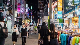 Nightlife in Seoul (Foreigner Experience)