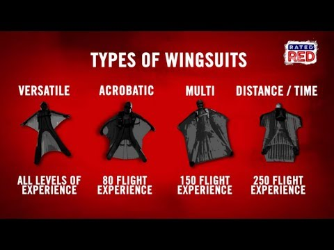 So You Wanna Learn How to Wingsuit?