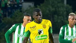 Leones vs. Nacional (2-2) | Liga Aguila 2018-II | Fecha 19