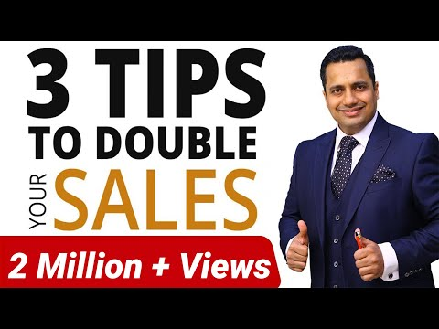 Sales Motivational Video Sales Training & Techniques in Hind