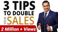 Sales Motivational Video Sales Training & Techniques in Hindi by Vivek Bindra