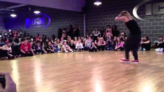 Chachi Gonzales's Master Class at ICON Dance Complex