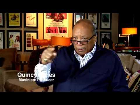Transcendent Man LIVE: Quincy Jones