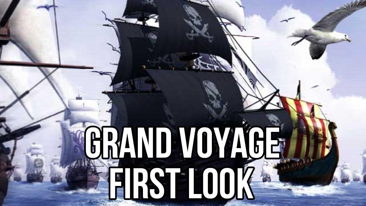 Видео Grand Voyage (Free MMORPG): Watcha Playin'? Gameplay First Look