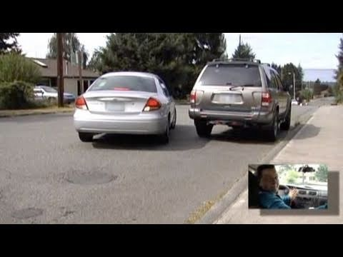 Driving Test #3: Parallel Parking