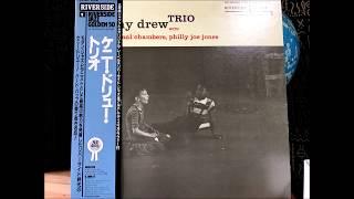 The Kenny Drew Trio  /   Vinyl Handmade Rotary Headshell