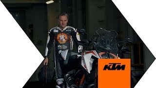 Michael Rutter talks Isle of Man and the KTM 1290 SUPER DUKE GT | KTM