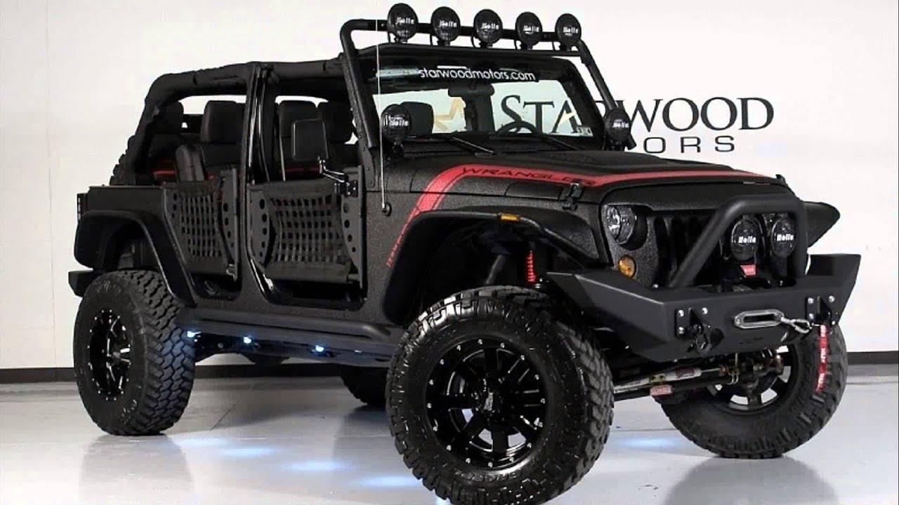 2015 model jeep wrangler unlimited custom youtube. Black Bedroom Furniture Sets. Home Design Ideas