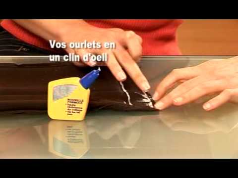 colle fix express / démo - youtube