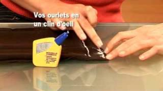 comment coudre un tissu qui s'effiloche