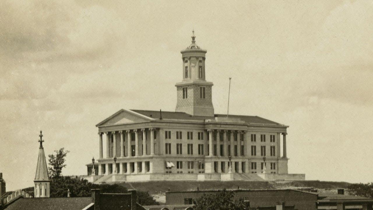 Tennessee State Capitol  |Tennessee State Capital