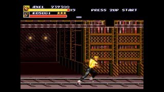 [TAS] Streets Of Rage 3 Axel in 42:39.38